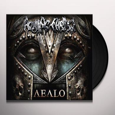 Rotting Christ AEALO Vinyl Record - UK Import