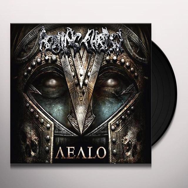 Rotting Christ AEALO Vinyl Record - UK Release