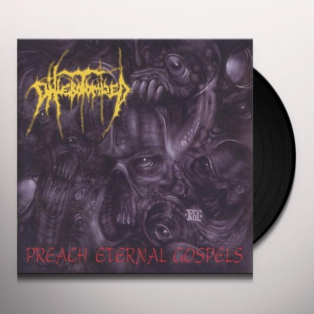 PHLEBOTOMIZED PREACH ETERNAL GOSPELS Vinyl Record
