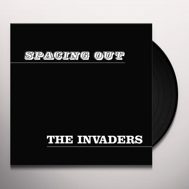 Invaders SPACING OUT Vinyl Record - Italy Import
