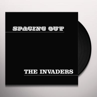 Invaders SPACING OUT Vinyl Record