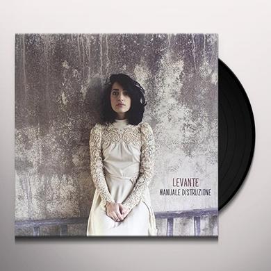 LEVANTE MANUALE DISTRUZIONE Vinyl Record