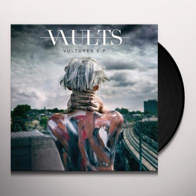 VAULTS VULTURES (EP) Vinyl Record - UK Import