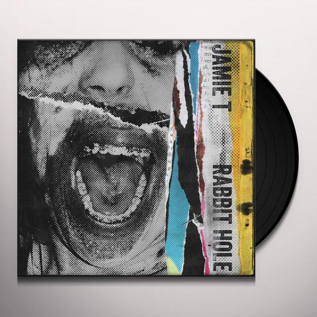 Jamie T RABBIT HOLE Vinyl Record - UK Release
