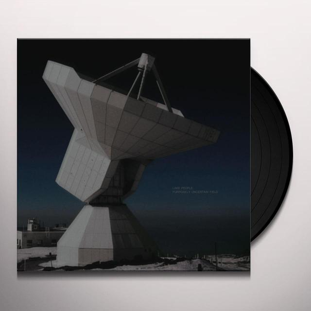 Lake People PURPOSELY UNCERTAIN FIELD (BONUS CD) (UK) (Vinyl)