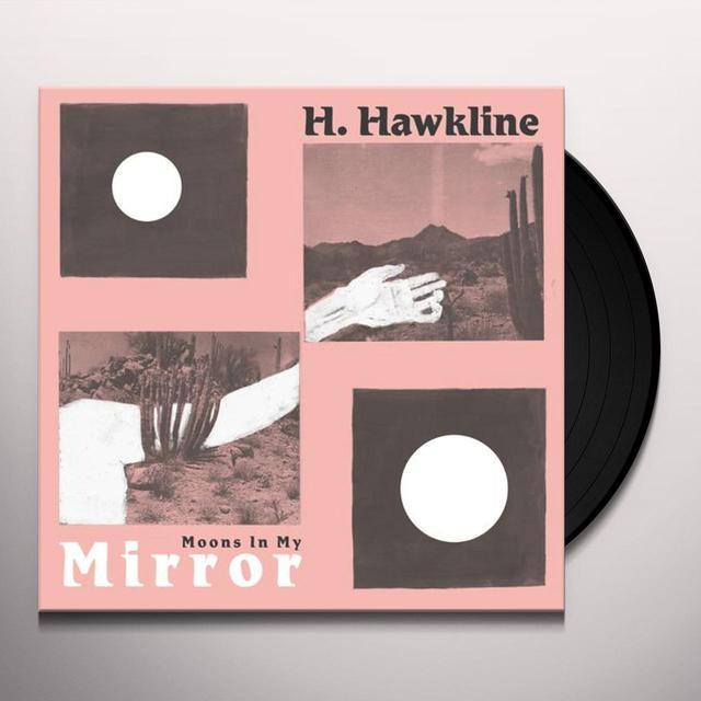H. Hawkline MOONS IN MY MIRROR Vinyl Record - UK Import