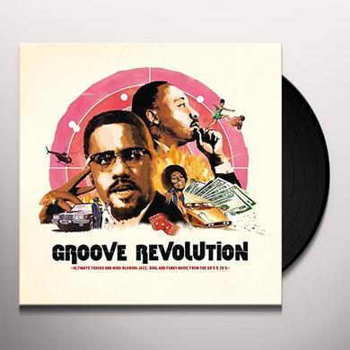 GROOVE REVOLUTION / VARIOUS (FRA) Vinyl Record