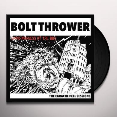 Bolt Thrower EARACHE PEEL SESSIONS Vinyl Record - UK Import