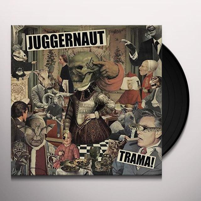 JUGGERNAUT TRAMA Vinyl Record