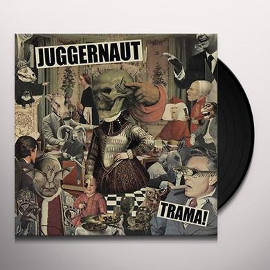 JUGGERNAUT TRAMA Vinyl Record - UK Import