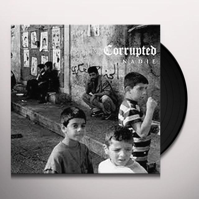 CORRUPTED NADIE Vinyl Record - UK Release