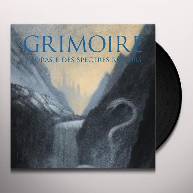 GRIMOIRE L'AORASIE DES SPECTRES REVEURS Vinyl Record - UK Import