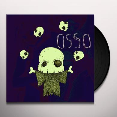 OSSO Vinyl Record - UK Import
