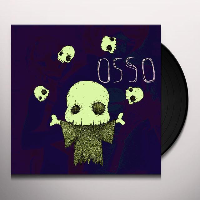 OSSO Vinyl Record