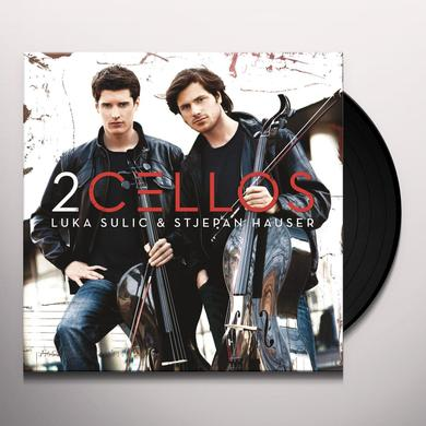 2CELLOS Vinyl Record - 180 Gram Pressing