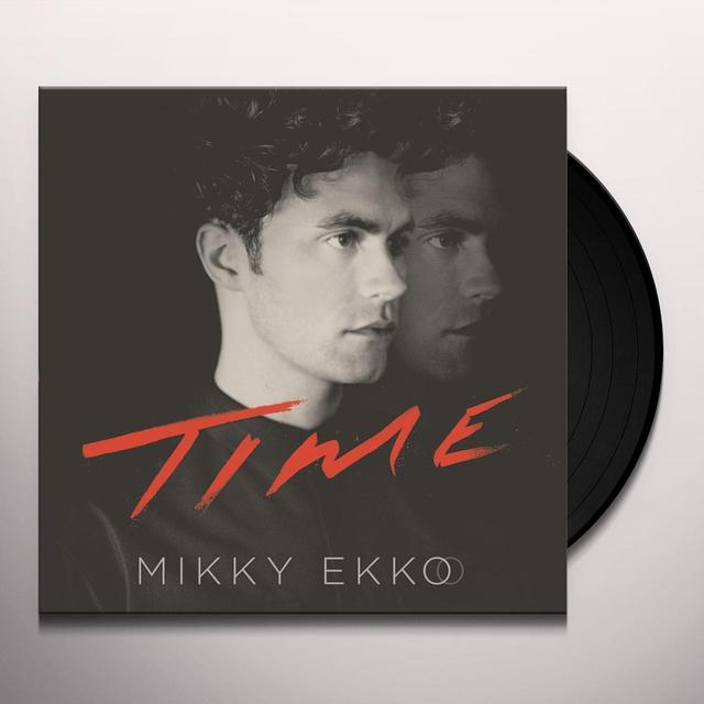 Mikky Ekko TIME Vinyl Record