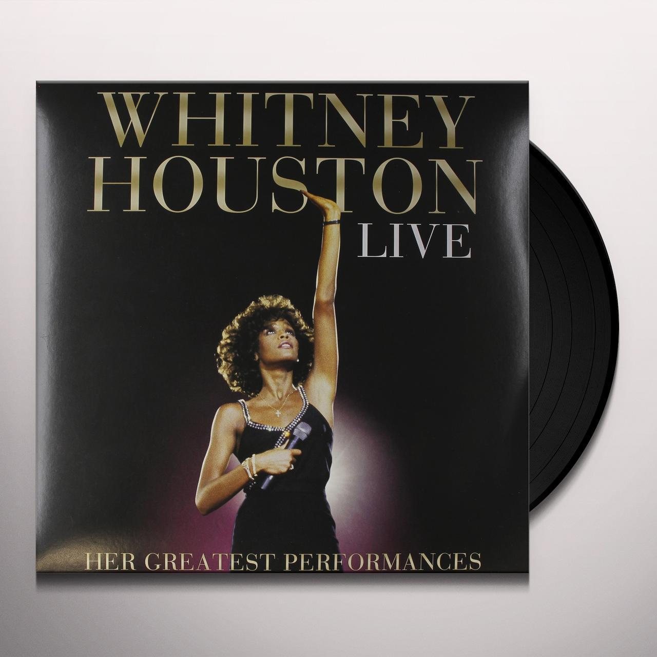 Whitney houston live her greatest performances