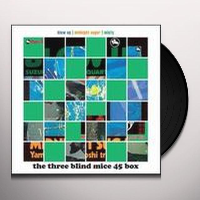 THREE BLIND MICE / VARIOUS (LTD) (OGV) THREE BLIND MICE / VARIOUS Vinyl Record - Limited Edition, 180 Gram Pressing