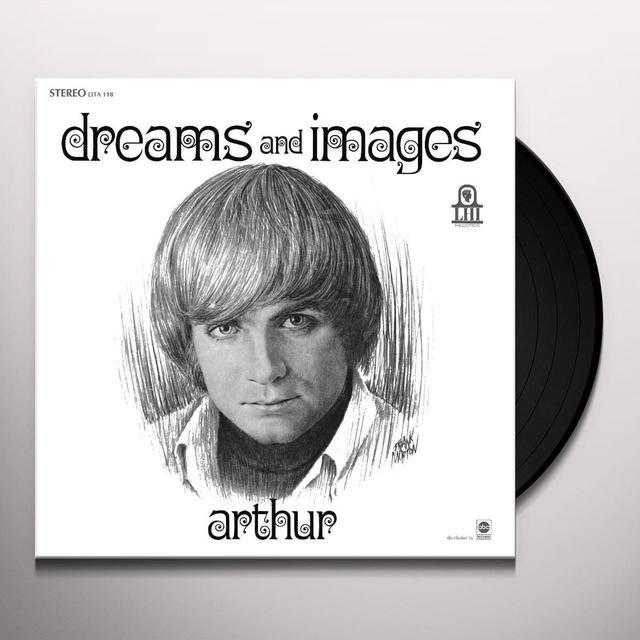 ARTHUR DREAMS & IMAGES (BONUS TRACKS) Vinyl Record - Gatefold Sleeve, Deluxe Edition, Remastered