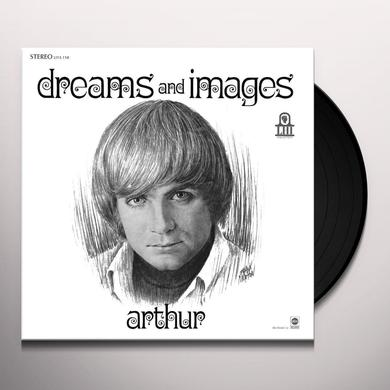 Arthur Lee Harper DREAMS & IMAGES Vinyl Record