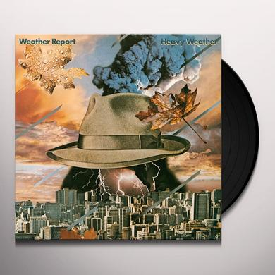 Weather Report HEAVY WEATHER Vinyl Record - Gatefold Sleeve, Limited Edition, 180 Gram Pressing, Anniversary Edition