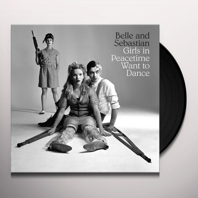 Belle & Sebastian GIRLS IN PEACETIME WANT TO DANCE Vinyl Record