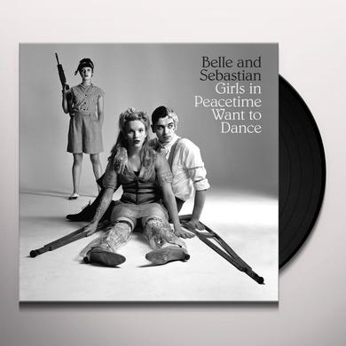 Belle & Sebastian GIRLS IN PEACETIME WANT TO DANCE Vinyl Record - Digital Download Included
