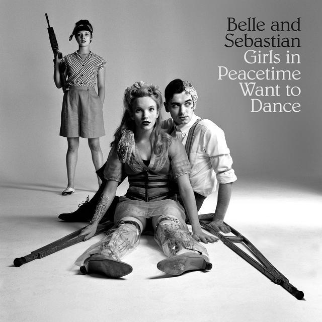 Belle & Sebastian GIRLS IN PEACETIME WANT TO DANCE Vinyl Record
