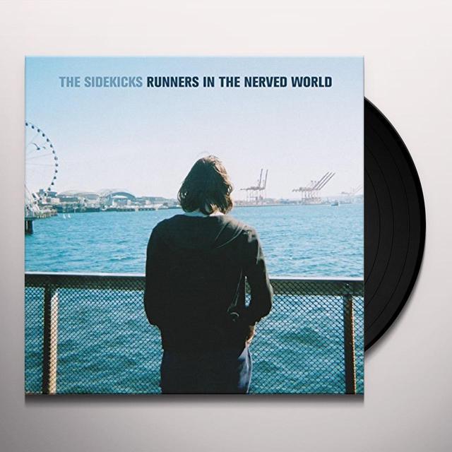 Sidekicks RUNNERS IN THE NERVED WORLD (BONUS CD) Vinyl Record