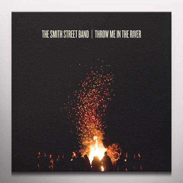 The Smith Street Band THROW ME IN THE RIVER Vinyl Record - Colored Vinyl, Digital Download Included