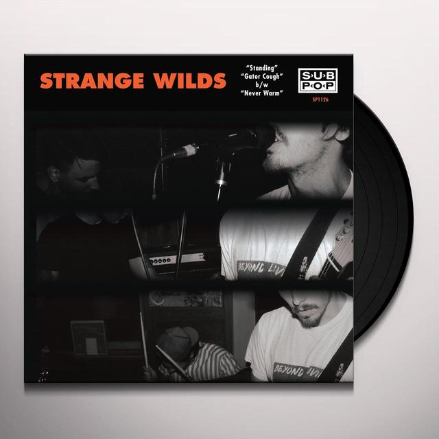STRANGE WILDS STANDING+2 Vinyl Record