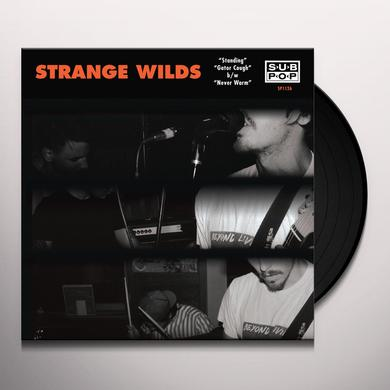 STRANGE WILDS STANDING+2 Vinyl Record - Digital Download Included