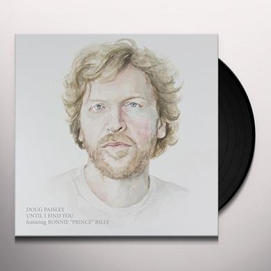 Doug Paisley UNTIL I FIND YOU Vinyl Record