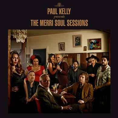 PAUL KELLY PRESENTS: THE MERRI SOUL SESSIONS Vinyl Record