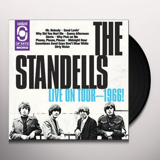 The Standells LIVE 1966 Vinyl Record