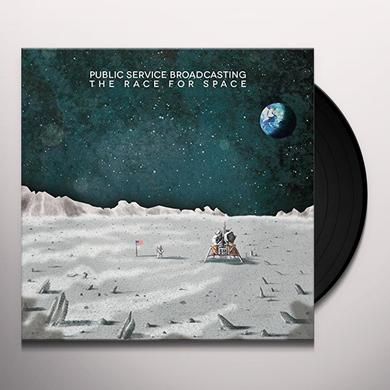 Public Service Broadcasting RACE FOR SPACE Vinyl Record