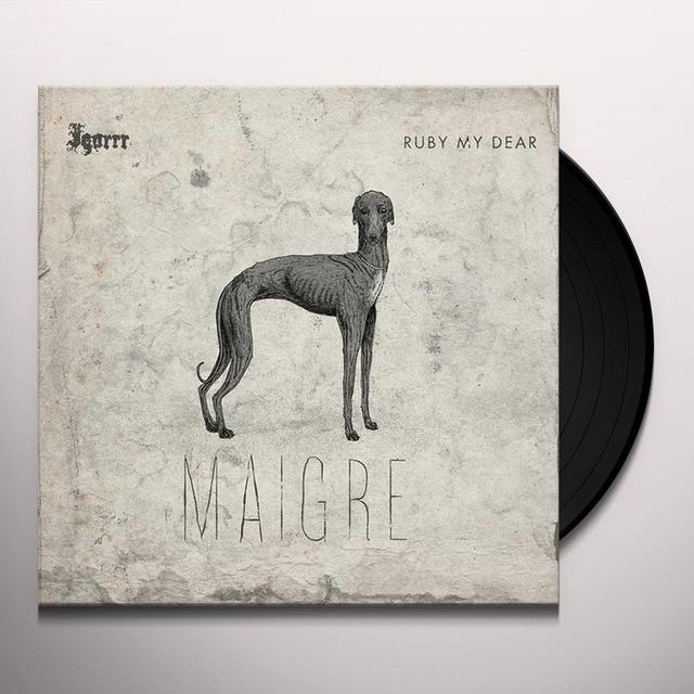 IGORRR & RUBY MY DEAR MAIGRE Vinyl Record