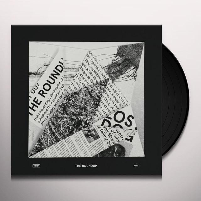 ROUNDUP 1 / VARIOUS (BONV) (10IN) ROUNDUP 1 / VARIOUS Vinyl Record - 10 Inch Single, Bonus Vinyl