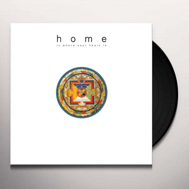 NOBODY HOME JOURNEY (EP) Vinyl Record