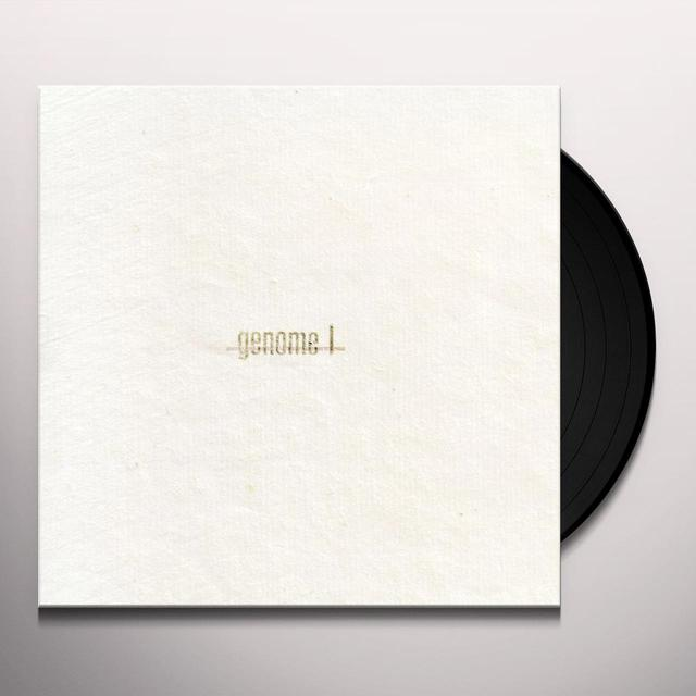 Sebastian Mullaert / Patrick Siech GENOME I Vinyl Record
