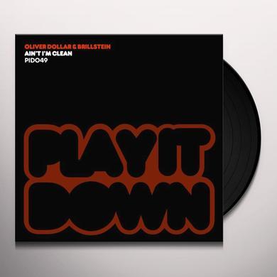 Dollar / Oliver Brillstein AINT IM CLEAN Vinyl Record