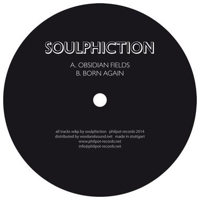 Soulphiction OBSIDIAN FIELDS Vinyl Record