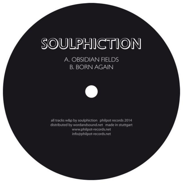 Soulphiction OBSIDIAN FIELDS Vinyl Record