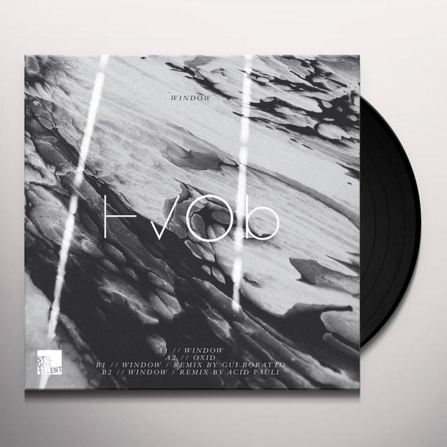 Hvob WINDOW Vinyl Record