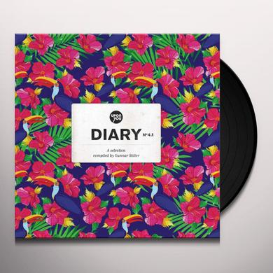 SELECTION OF DIARY 4.1 / VARIOUS Vinyl Record