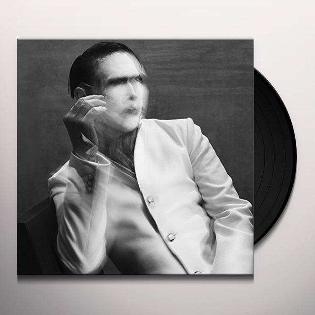 Marilyn Manson PALE EMPEROR Vinyl Record