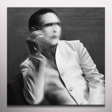 Marilyn Manson PALE EMPEROR Vinyl Record - Colored Vinyl