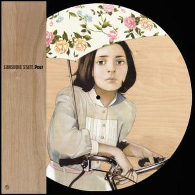 Sunshine State POUR Vinyl Record
