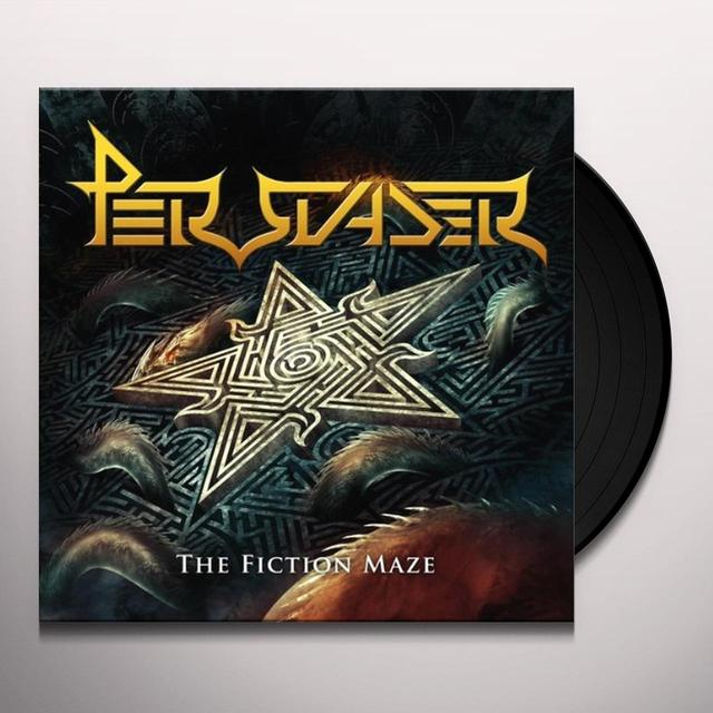 Persuader FICTION MAZE Vinyl Record