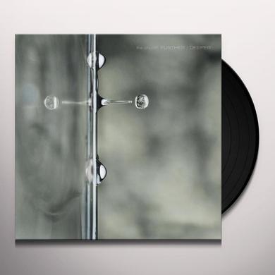 The Church FURTHER DEEPER Vinyl Record - Black Vinyl, Gatefold Sleeve, 180 Gram Pressing, Digital Download Included